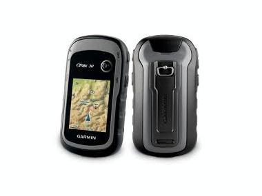 GPS Garmin eTrex 30 Electrónica