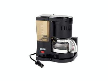 Cafetera con 5 Tazas Perfectcoffee MC 05 12V Waeco Confort a bordo