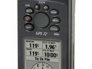 Gps portátil Garmin 72H Electrónica