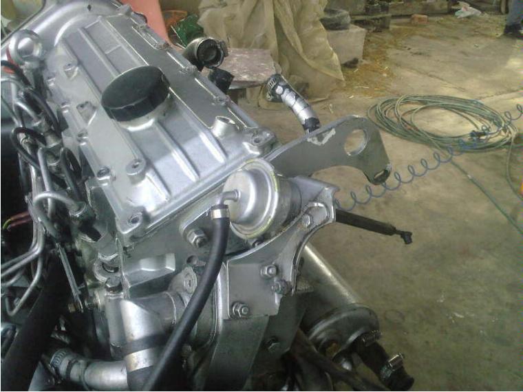 Motor Marino Fnm Atm 155 De Segunda Mano 70535 Cosas De