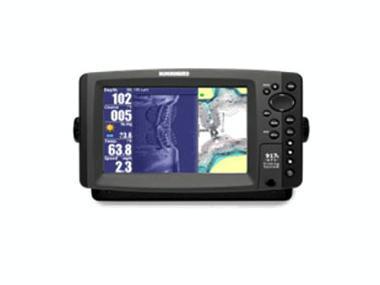 Sonda/GPS/Plotter 997CX Si Combo Electrónica