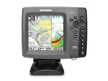 GPS PLOTTER SONDA HUMMINBIRD 788 CXi HD Combo Electrónica