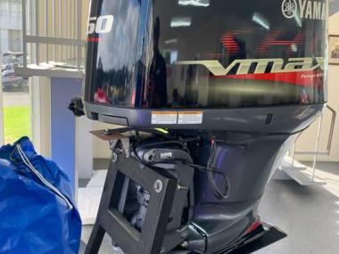 2017 Yamaha 250 SHO V max Motores