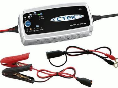 Cargador de Baterias MXS 7.0 Ctek Electricidad