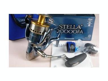 Shimano Stella STL20000FA Spinning Reel At Low Price Pesca