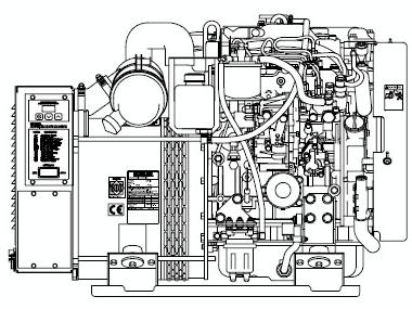 Kohler 11kw Motores