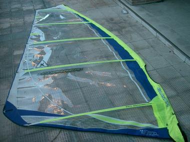 Vendo vela de windsurf GAASTRA Charger 7.0 Windsurf