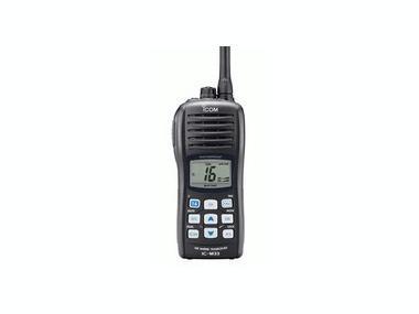 VHF portátil  IC-M33  ICOM Electrónica