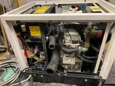 generatore di corrente diesel mase 2,6 Kw Electricidad