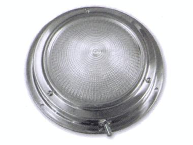 Plafón de acero inox. con interruptor Otros