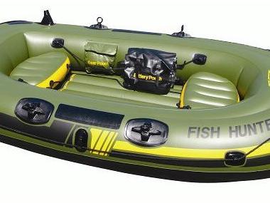 Bote HF280 Fish Hunter 2+1 Plazas Sevylor Otros