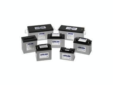 Baterias de servicio Lifeline AGM 12V/33Ah. Electricidad