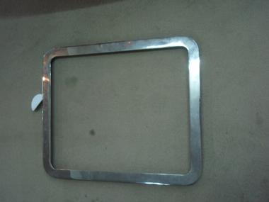 MARCO INOX   60X50CM OUTLET Equipo cubierta