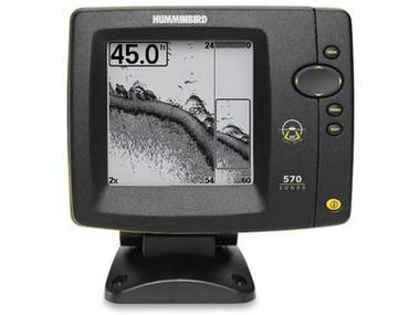 Sonda Humminbird 571 HD DI Otros