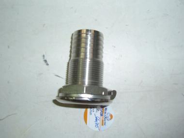 PASACASCOS ACERO INOX TUBO 38MM Motores