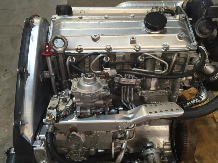 motor barco diesel 155cv fnm de segunda mano 66575