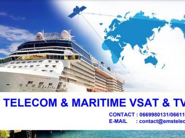 Internet Maritime VSAT Otros