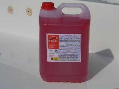 Jabón de Baldeo polonautic.es 5 litros Equipo cubierta