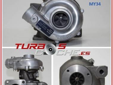 Turbo nuevo original IHI para motor YANMAR 4JH2-TE, 4JHDTE, 4JH2-UTE, etc. Ref. MYAZ, MY34 Otros