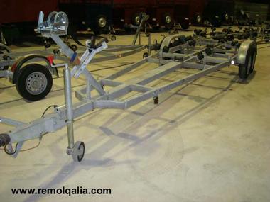 Remolque RQ P1800 Remolques