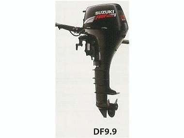SUZUKI DF9.9 , SUZUKI 4T, 9.9 HP Motores