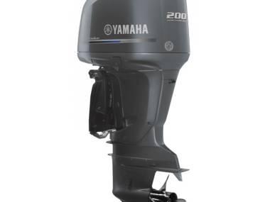2 Motor Yamaha Outboard F200 e FL200 CETX de 200HP cada Motores