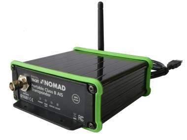NOMAD transpondedor AIS portátil Electrónica