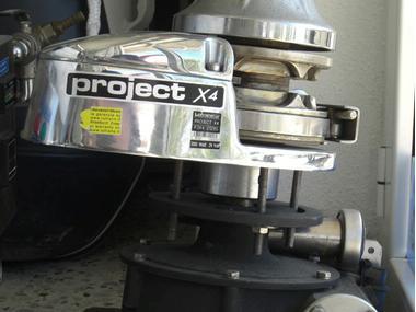 MOLINETE PROA LOTRANS PROJECT X 4 2000WA  24V Equipo cubierta