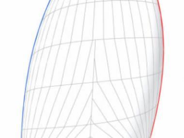 Spi Asimetrico A 1,5 Velas/Toldos