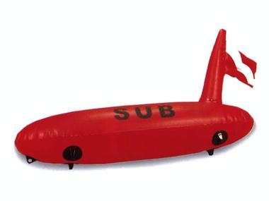 Boya para submarinismo mod. Siluro Pesca