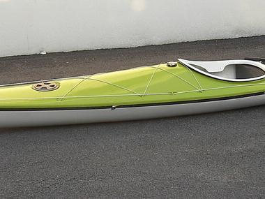Fibra de vidrio y poliester Kayaks/Piraguas