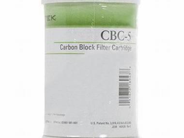 Pentek CBC-5 Carbon Aqua Filtro, W.5CB478 Confort a bordo