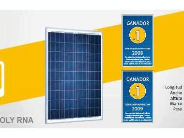 Placa solar Solarworld 80W 12V Electrecidade