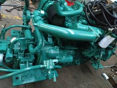 Doosan 200 CV tarado a 125 hp Motores