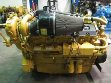 CATERPILLAR C32  marine engine 1000 HP Motores