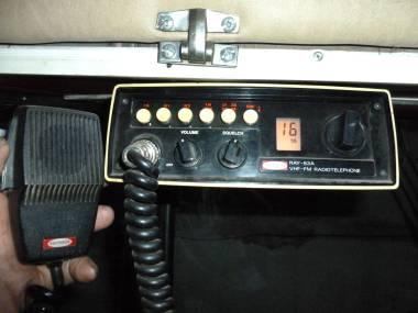 Equipo Transmisor- Vhf Banda Marina - Raytheon Otros