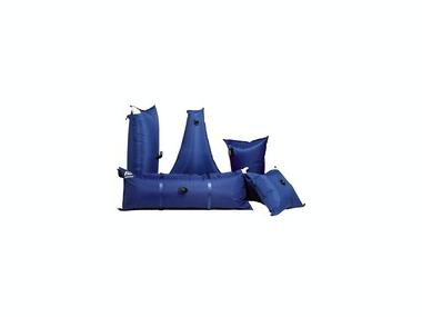 Deposito Agua Potable Flexible  120 Litros Triangular Plastimo Otros