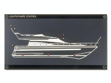Módulo control luces embarcación a motor Otros