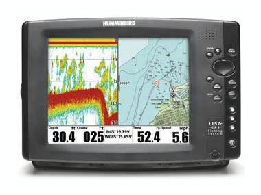 Sonda/GPS/Plotter  Humminbird 1158 HD XD combo. (Profundidad) Otros