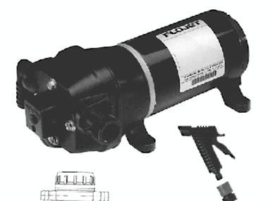 BOMBA FLOJET 002455 Motores