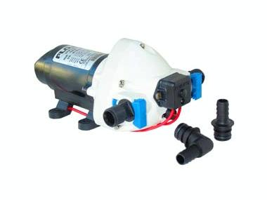Bomba de Agua a Presion Triplex 8 L-MIN 12V Flojet Otros