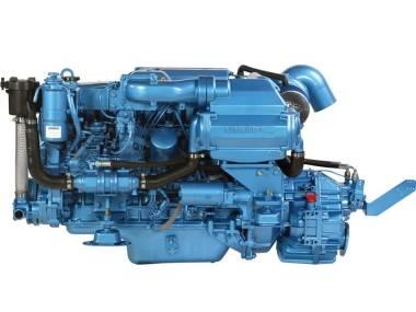 MOTOR MARINO NANNI DIESEL 6.420TDI CON CAJA MARINA 320HP Motores
