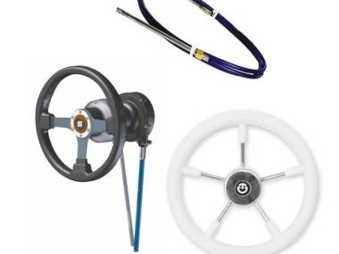 Kit de direção mecânica Ultraflex Motores