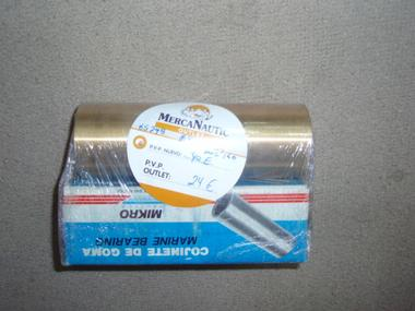 COJINETE EJE 40MM EXTERIOR 55MM  LONG 160  OUTLET Motores