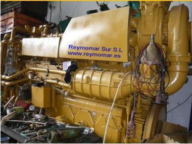 Schiffs-und Industrie-Lieferungen Motores