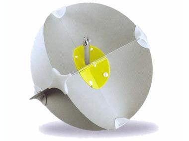Reflector de radar homologado alcance 12 millas Otros