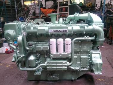 GUASCOR  F180 OF 450 C.V Motores