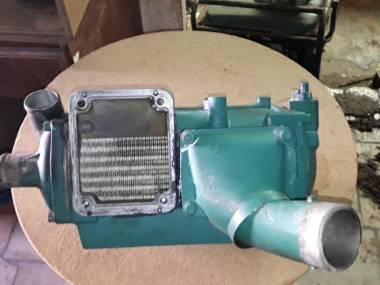 Volvo Penta D4 225 e 260 Refrigerador de ar com carga diesel Intercooler 358368 * 0250 * Motores