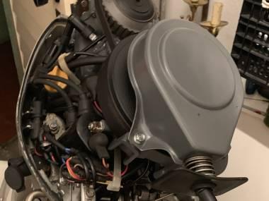 Motor Honda 6hp 4t 2cilindros Motores