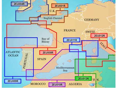 Garmin Cartografia Bluechart G2 Regular Electrónica
